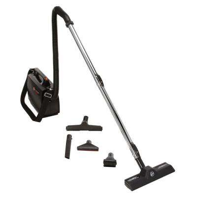 Commercial PortaPower Lightweight Canister Vacuum Cleaner