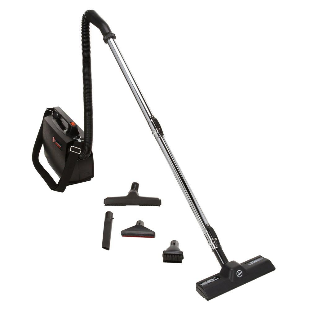 Hoover Commercial Portapower Lightweight Canister Vacuum