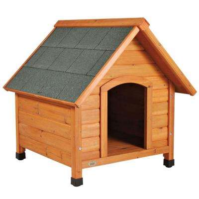 Log Cabin Dog House - Small