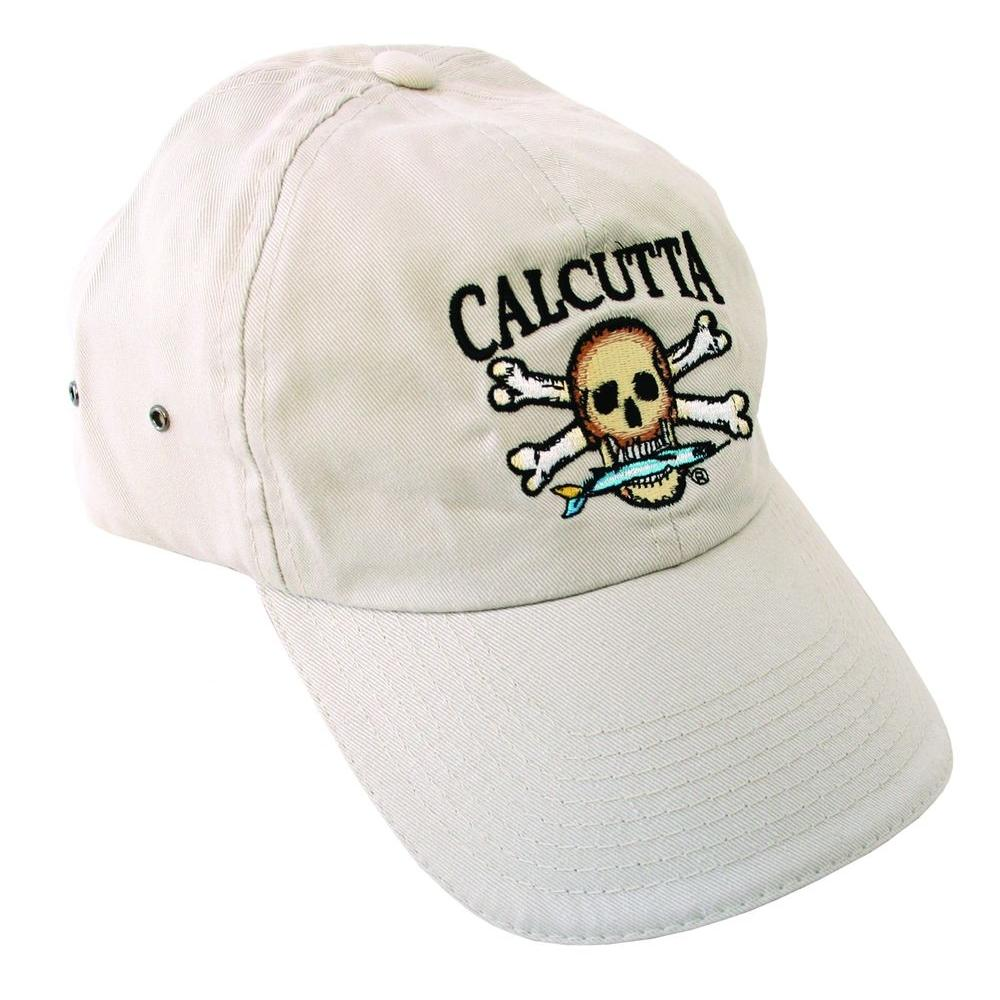 Adjustable Strap Low Profile Baseball Cap in Putty with Fade-Resistant Logo