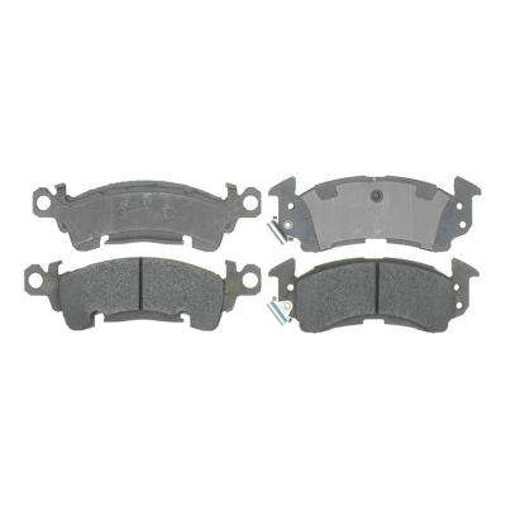 Semi Metallic Disc Brake Pad - Front