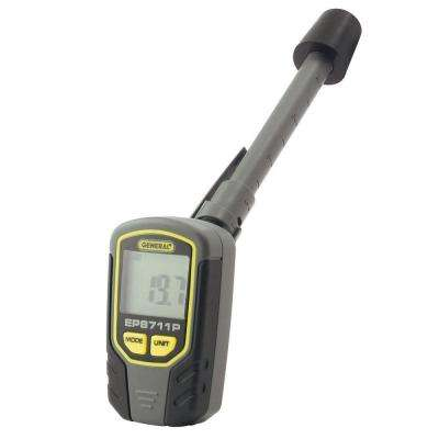 Digital Hygrometer with 5 in. Probe