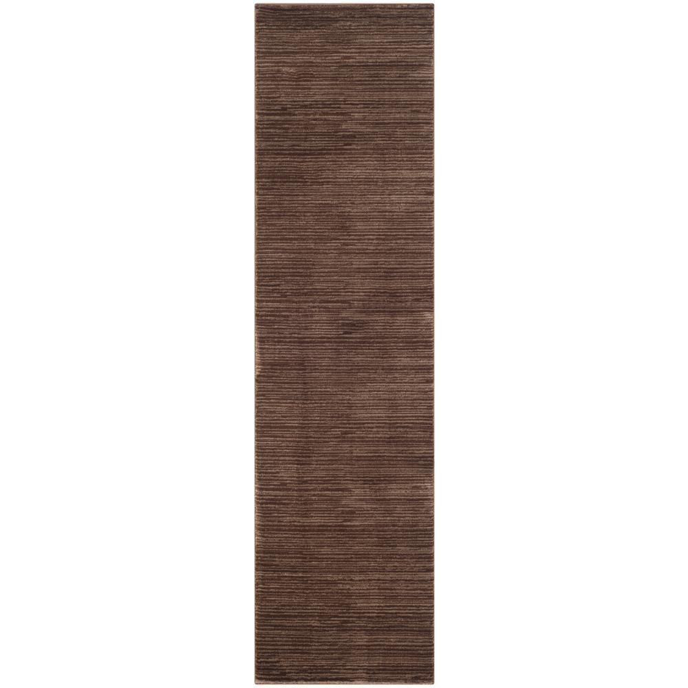 Safavieh Vision Brown 2 ft. x 10 ft. Runner Rug