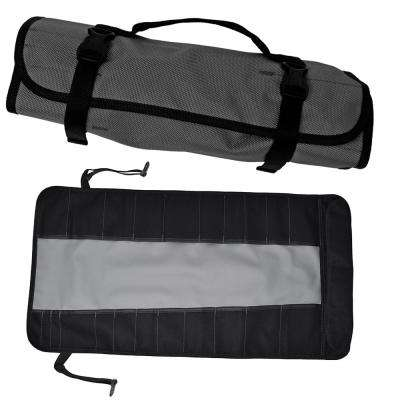 3.25 in. Tool Bag with 25-Pocket in Black