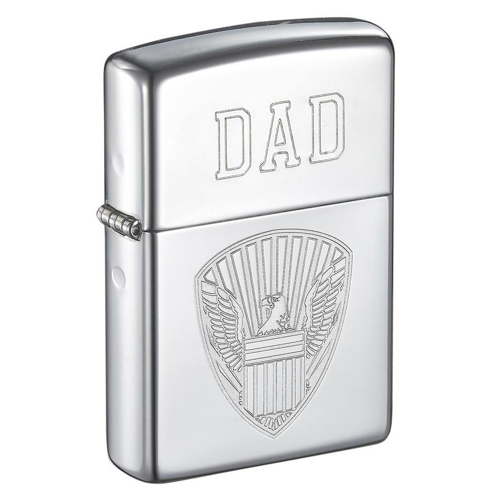 Zippo Eagle Design Father's Day Lighter