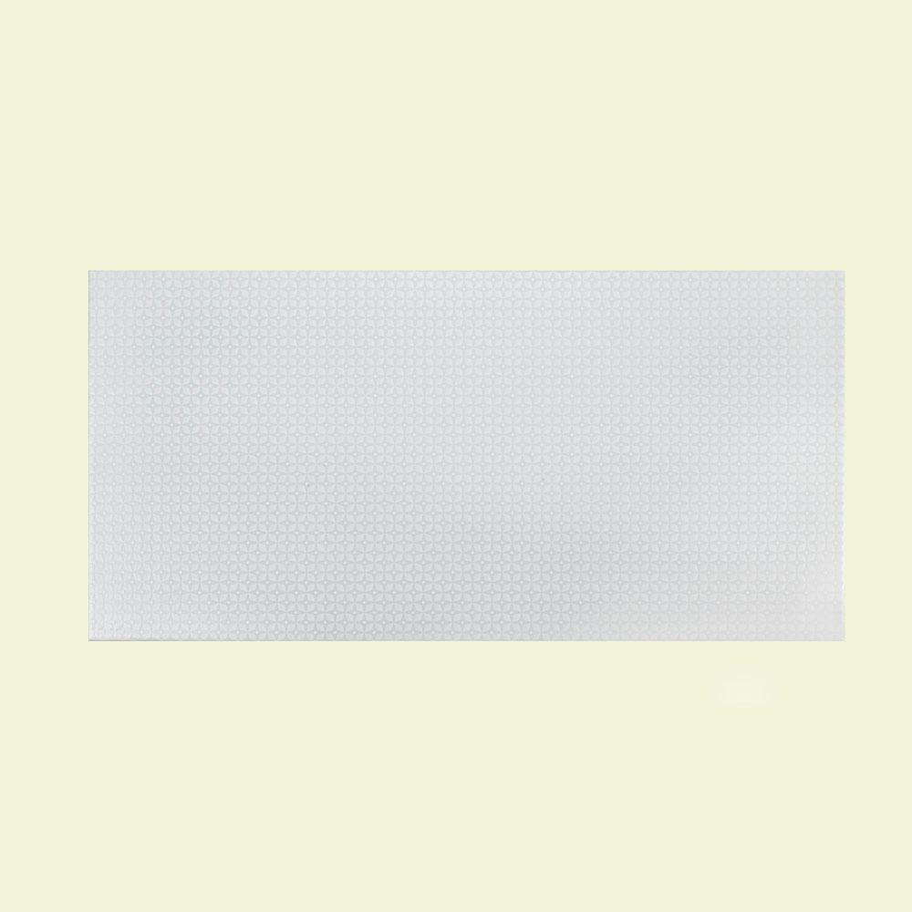 Petunia 10 in. x 20 in. Ceramic Wall Tile (10.76 sq. ft. / case)