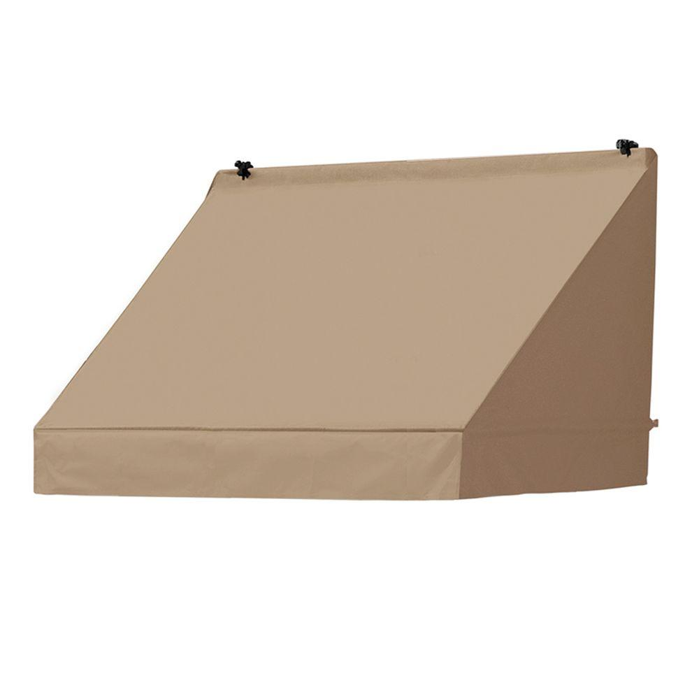 Awnings In A Box 4 Ft Classic Manually Retractable Awning 26 5 In