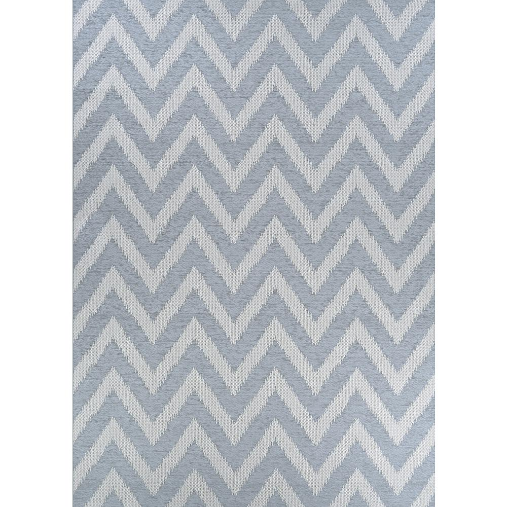 Timber Cascade Serenity Blue 3 ft. 9 in. x 5 ft.