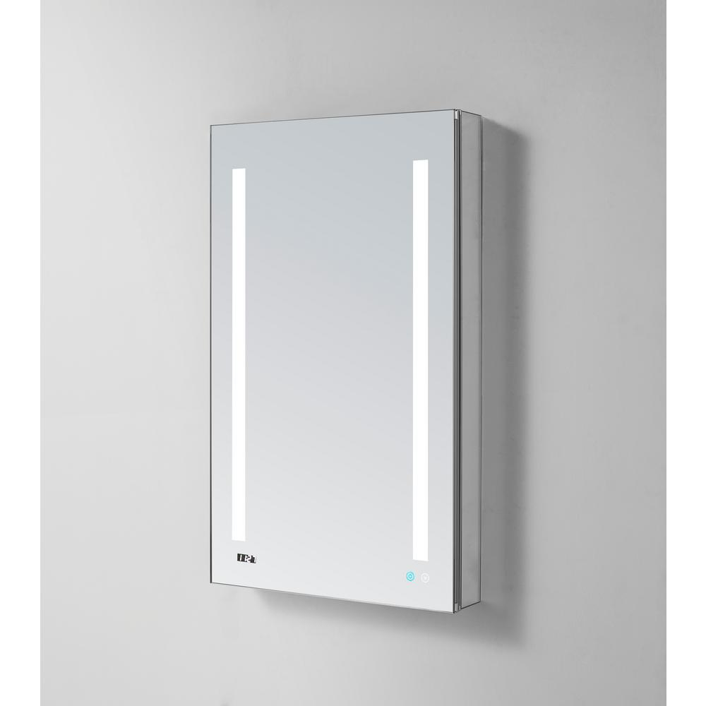 Aquadom Signature Royale 24 In W X 30 In H Recessed Or Surface