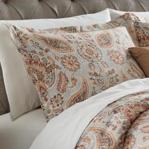 Home Decorators Collection Plazzo Seabreeze King Pillow