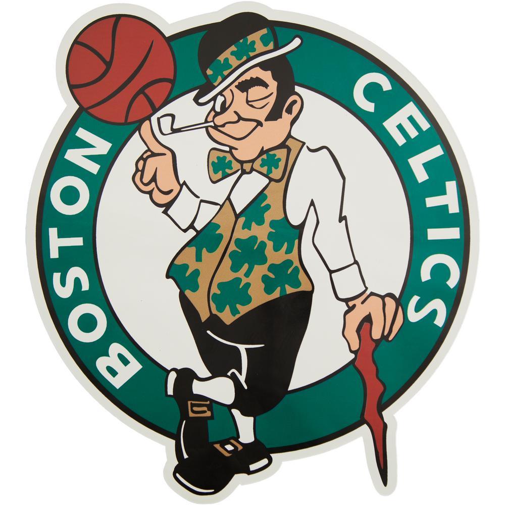 NBA Boston Celtics Outdoor Logo Graphic- Large