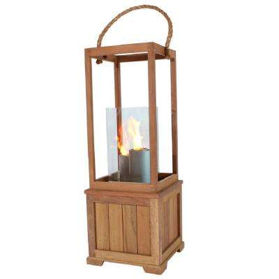 25.5 in. Cape Cod Lantern in Teak Wood (Large Size)