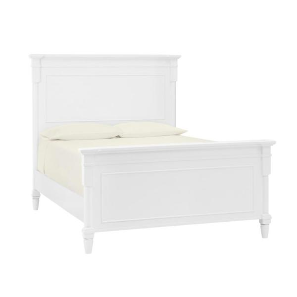 Bellmore White Queen Bed