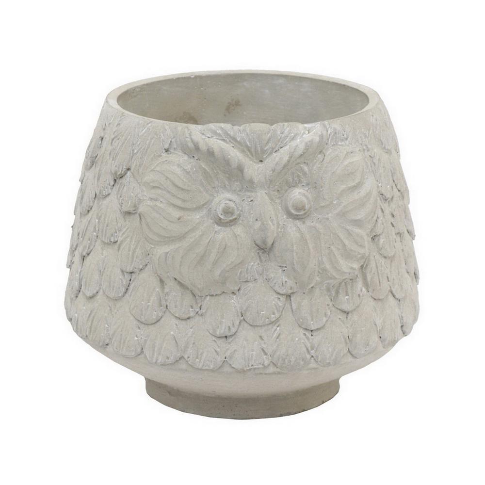 6 in. Owl Planter