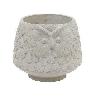 6 in. Owl Planter
