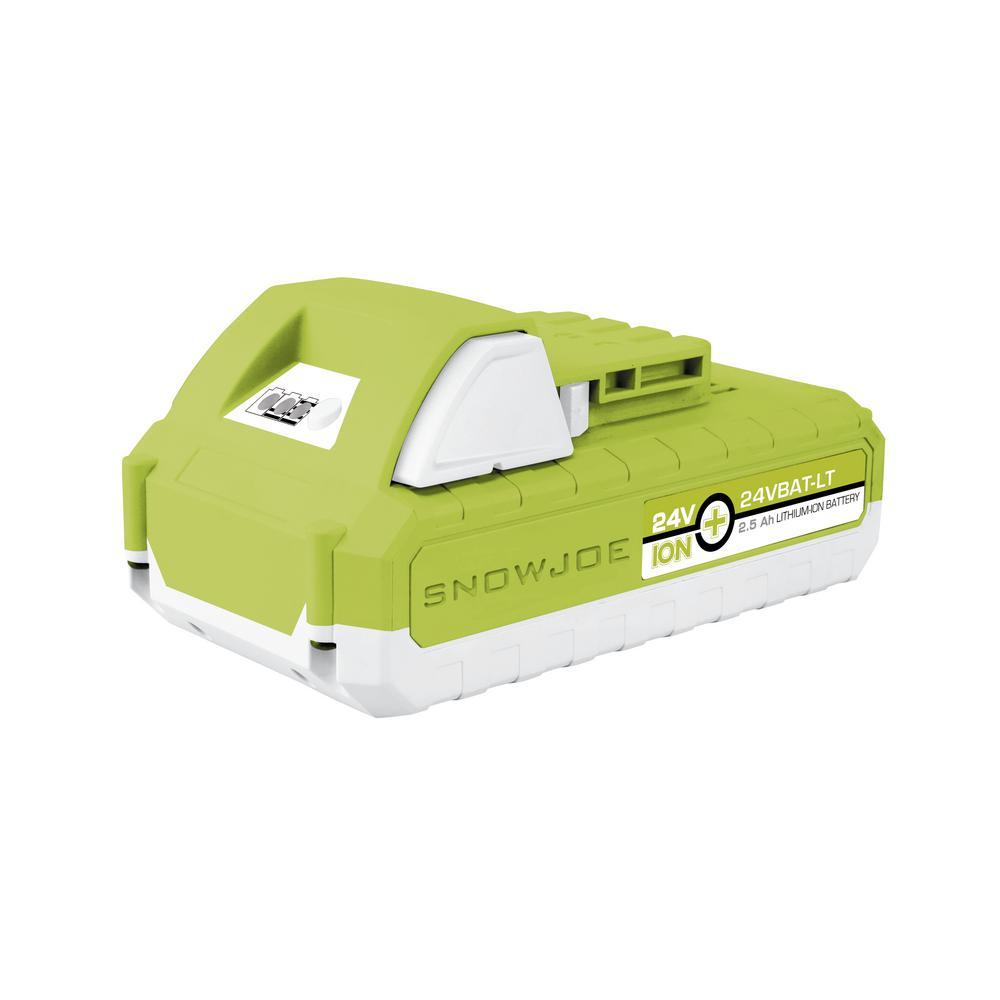 24-Volt 2.5 Ah Lithium Ion Battery