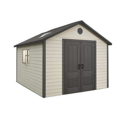 11 ft. x 13.5 ft. Outdoor Storage Building
