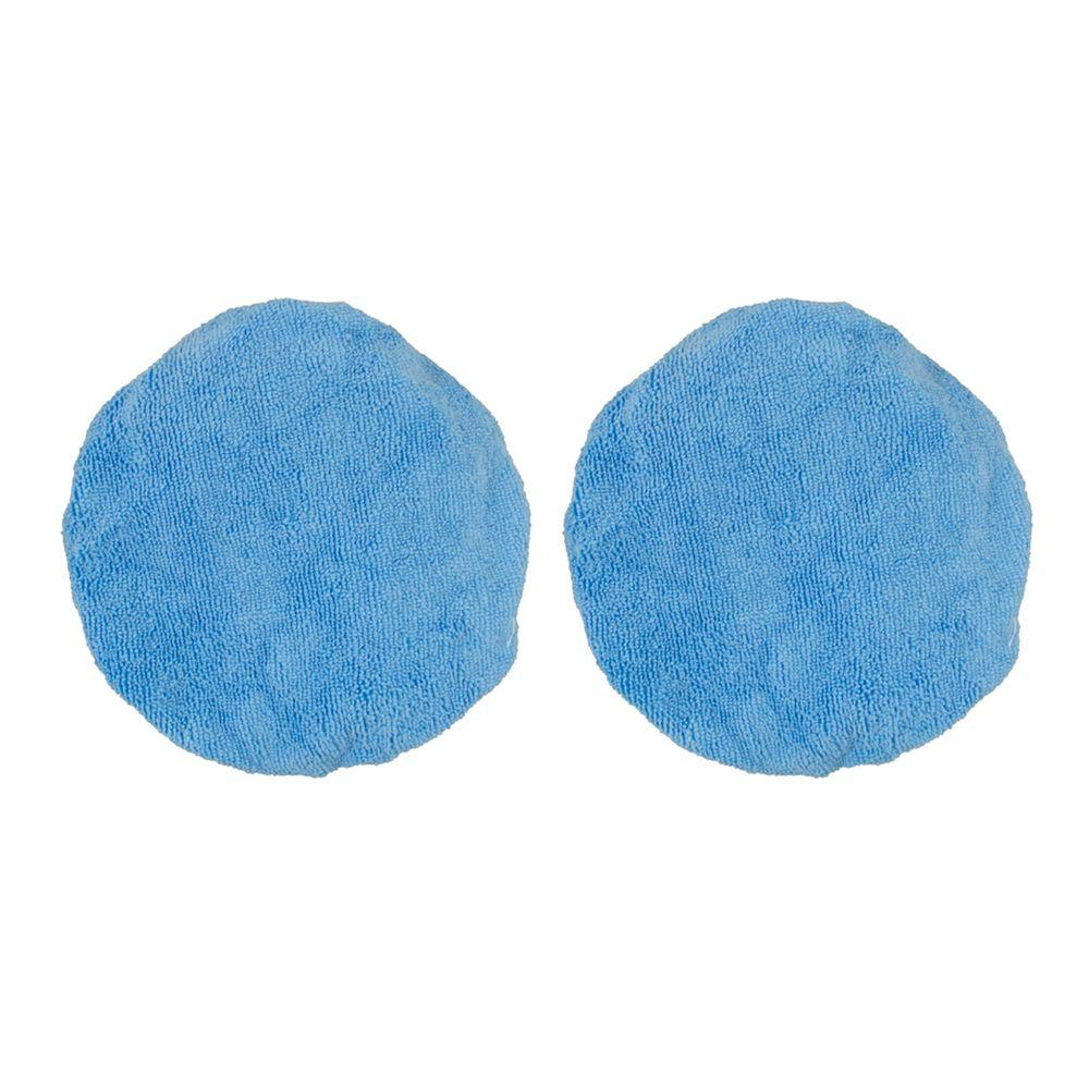 5 in. - 6 in. Microfiber Bonnet (2-Pack)