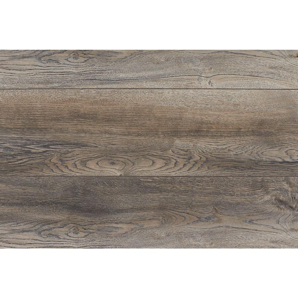 Home decorators collection winterton oak 12 mm thick x 7 7 16 in wide x 50 5 8 in length Home decorators laminate flooring installation
