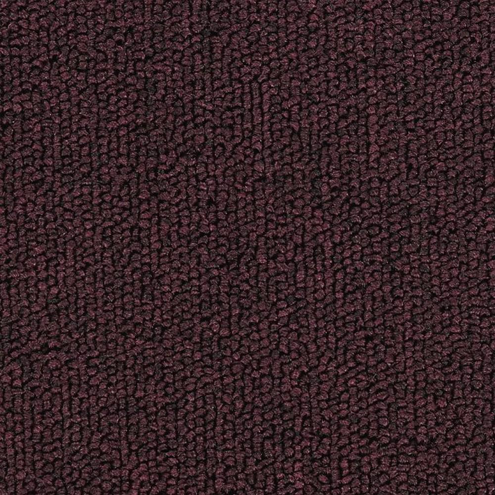 Carpet Sample - Impressions - Color Wine Loop 8 in. x 8 in.