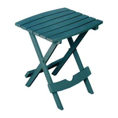 Quik-Fold Pacifica Resin Outdoor Side Table
