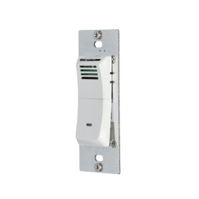Exclusive Sensaire Humidity Sensing Wall Control in White