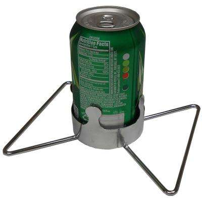 Beverage Can Marinade Rack for Poultry