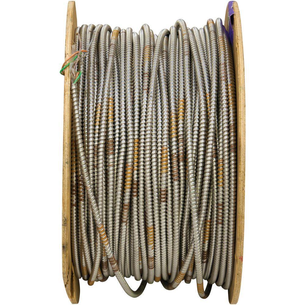 AFC Cable Systems 12/2 x 1000 ft. BX/AC-90 Cable