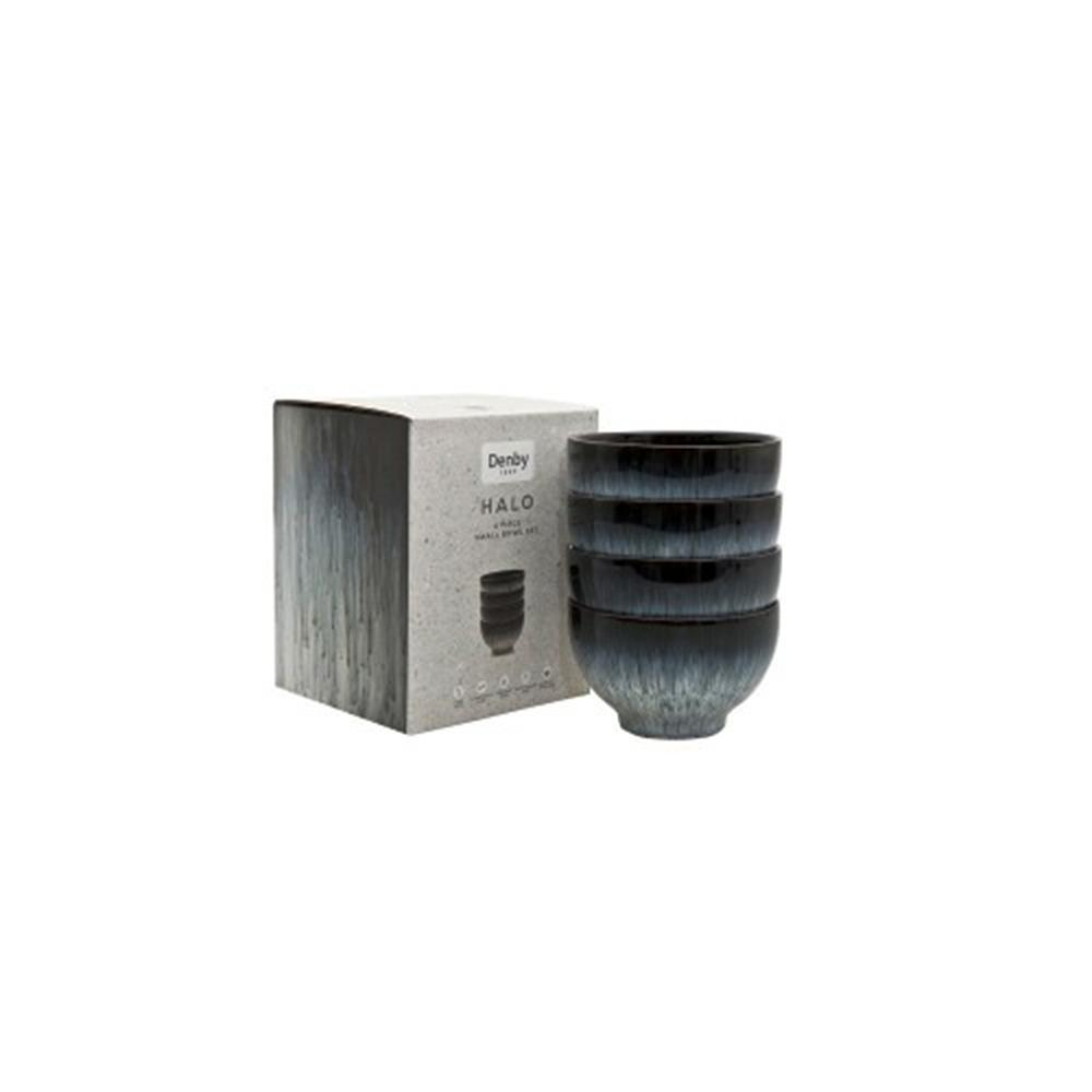 Halo 4 in. Small Bowl Set (4-Piece)