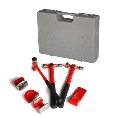 Auto Body and Fender Repair Kit (7-Piece)
