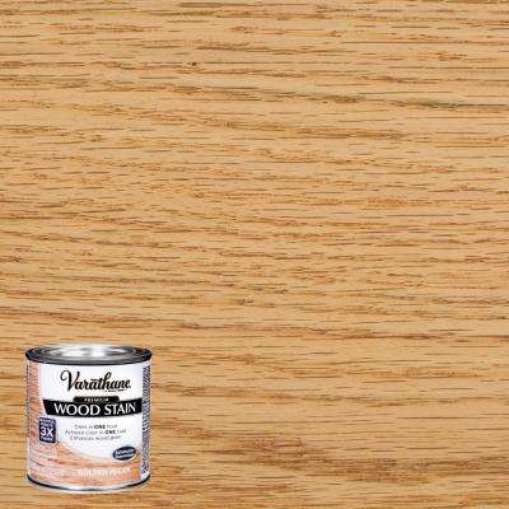 8 oz. Golden Pecan Premium Fast Dry Interior Wood Stain (4-Pack)