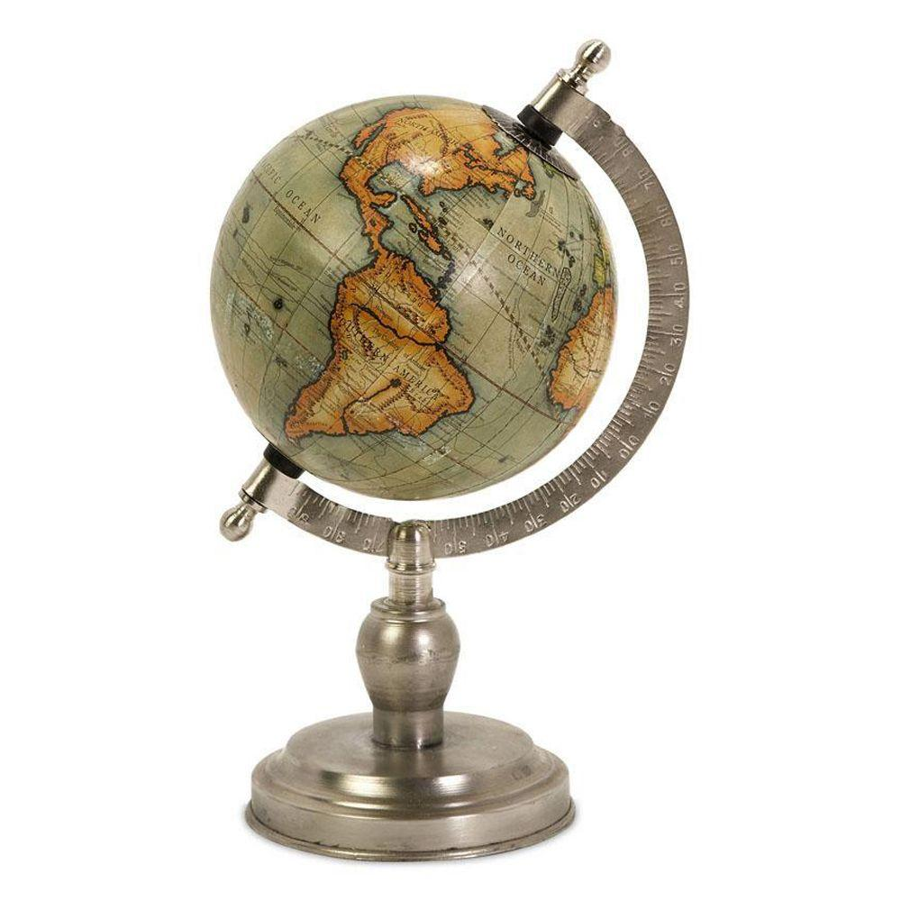 IMAX Desk Acc Columbus Globe
