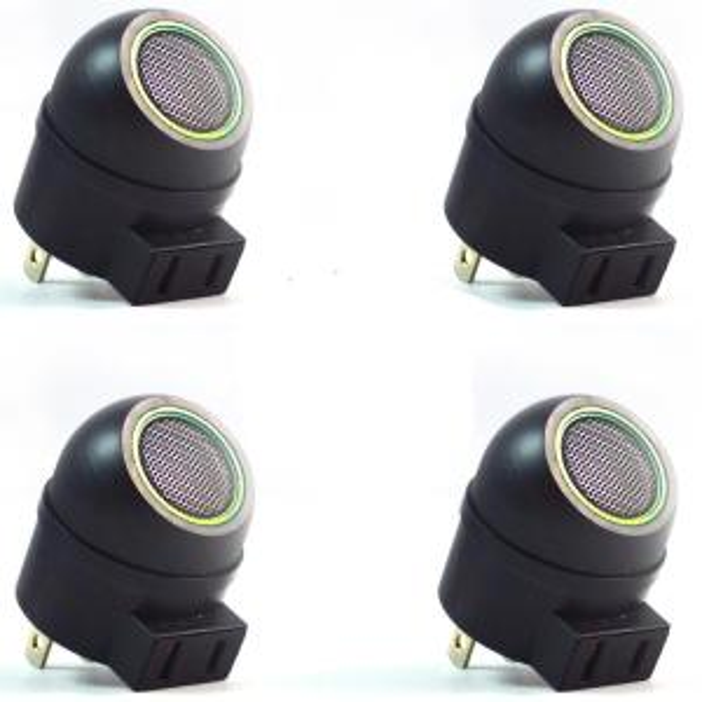 Aspectek Rotatable Indoor Ultrasonic Pest Repeller (Pack of 4) by Aspectek