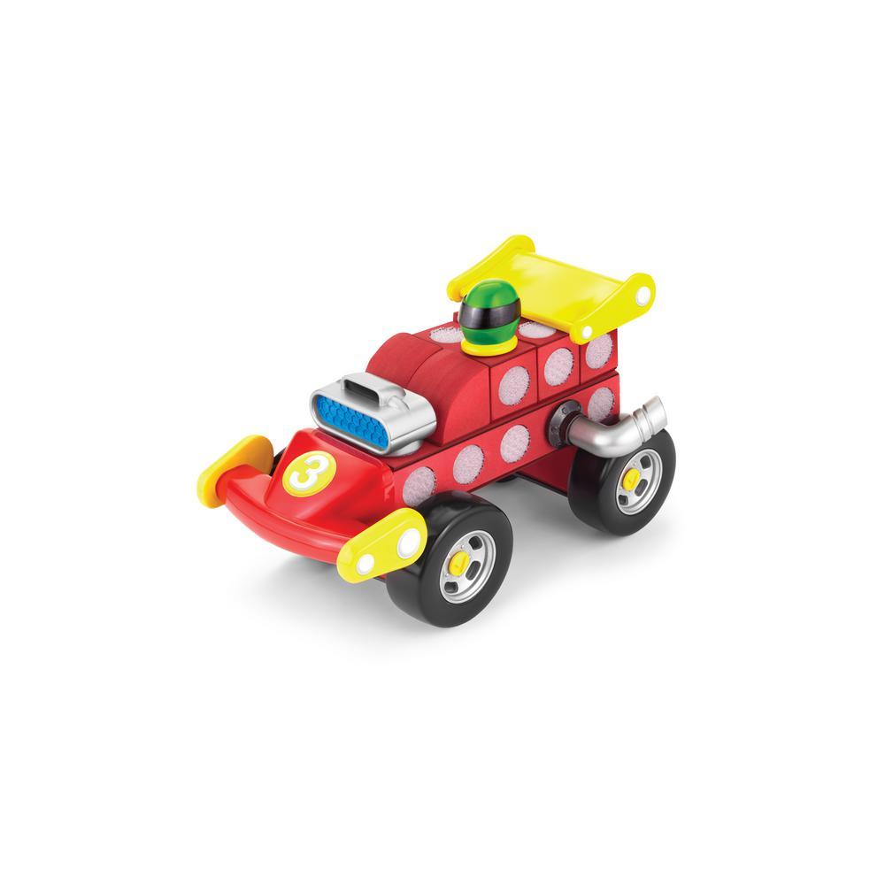 Formula Race Car Construction Set