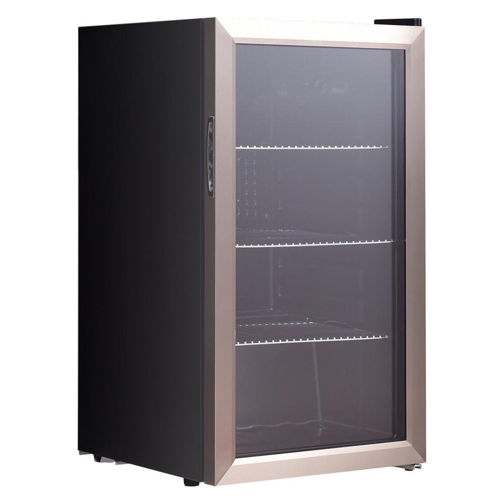 No Freezer Mini Fridges Appliances The Home Depot