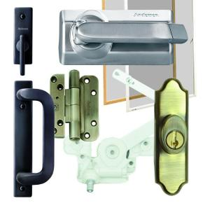 Andersen Window Sash Lock With Keeper And Lift 1630019