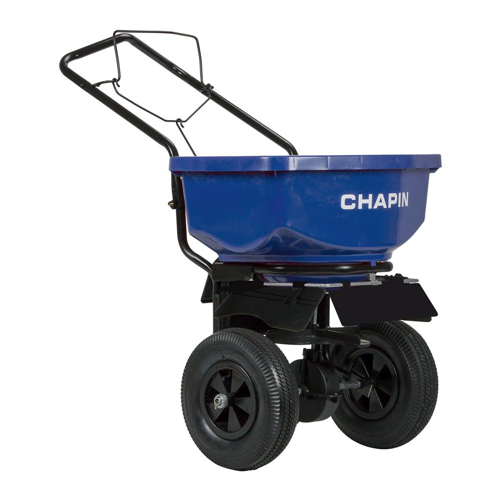 Chapin 8201A 80-Pound Residential Salt Spreader