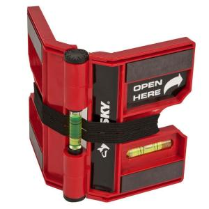 7-3/8 in. Multi-Position Magnetic Post Level