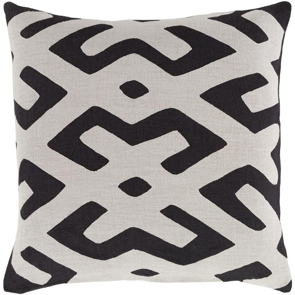 Artistic Weavers Rigault Grey Geometric Polyester 20 in. x 20 in. Throw Pillow was $98.34 now $78.67 (20.0% off)