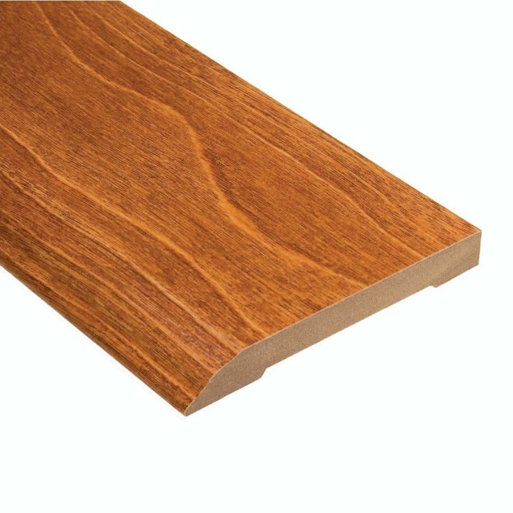 Home Legend Maple Sedona 1/2 in. Thick x 3-1/2 in. Wide x 94 in. Length Hardwood Wall Base Molding