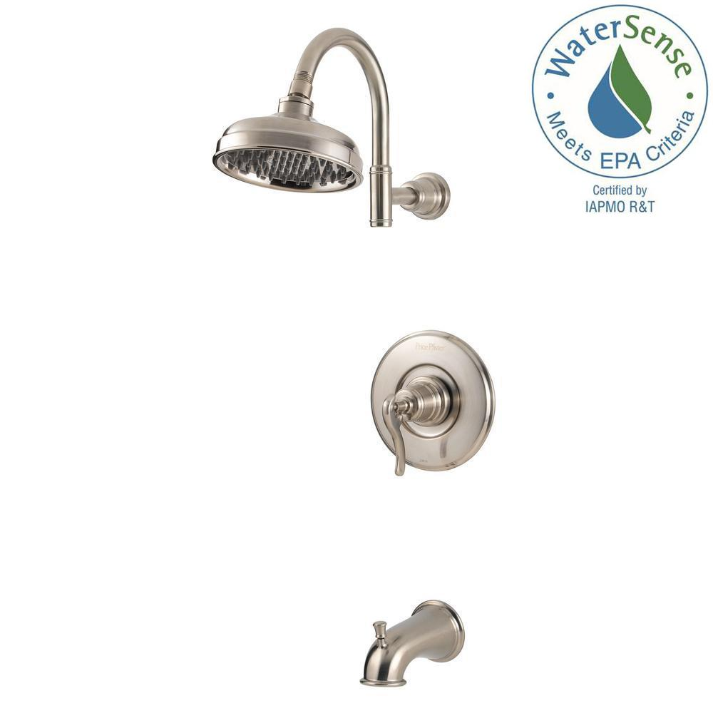 Pfister Ashfield Single Handle 1 Spray Tub And Shower