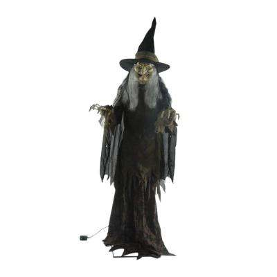 84 in. Lanky Witch