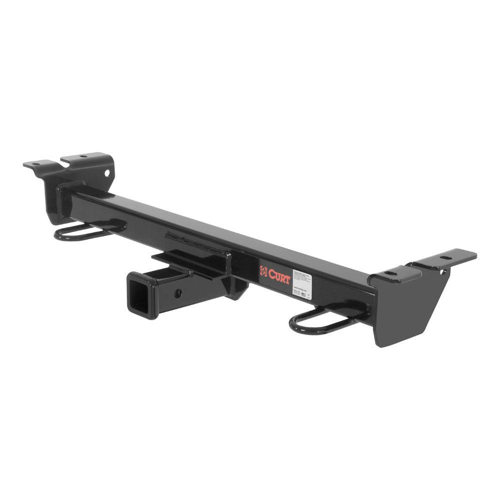 CURT Front Mount Trailer Hitch for Fits Ford Econoline, Ford E-Series