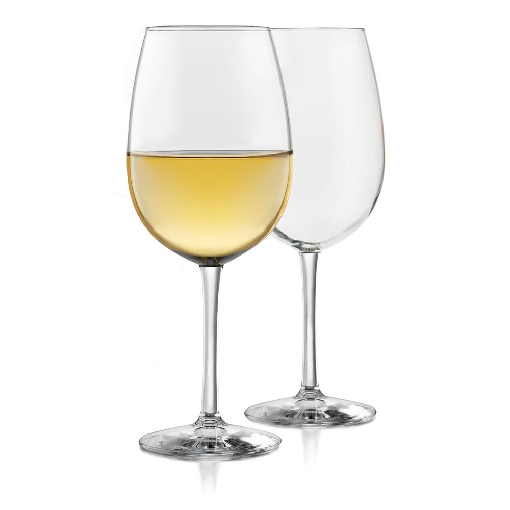 Midtown 4-piece White Wine Glass Set