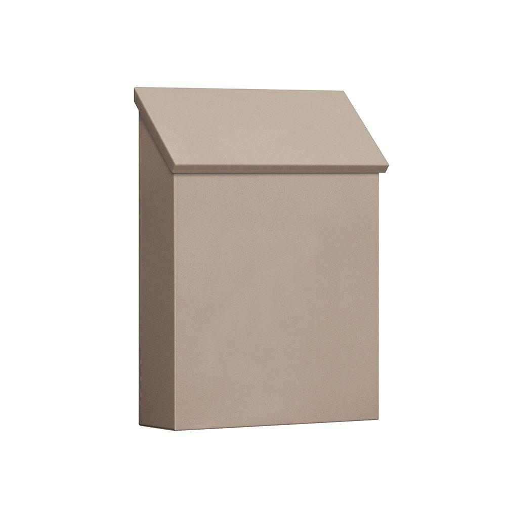 Salsbury Industries 4600 Series Beige Standard Vertical Traditional Mailbox