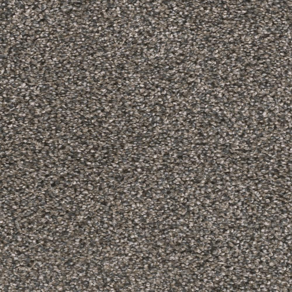 Home Decorators Collection Carpet Sample - Fall Skies I - Color Pumpkin  Seed Textured 8 in  x 8 in