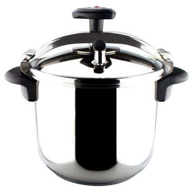 Star 12 Qt. Stainless Steel Stovetop Pressure Cookers