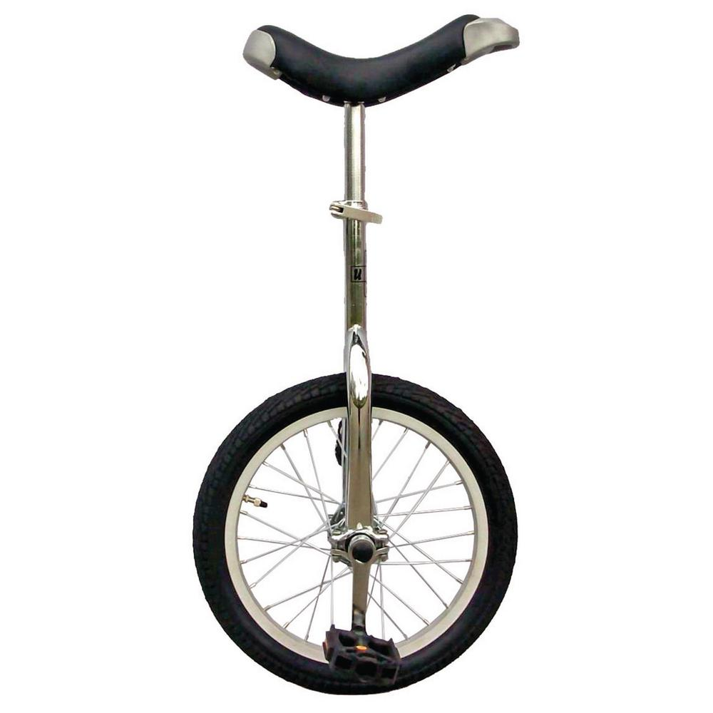 Cycle Source Group Fun Chrome 16 in. Unicycle with Alloy ...