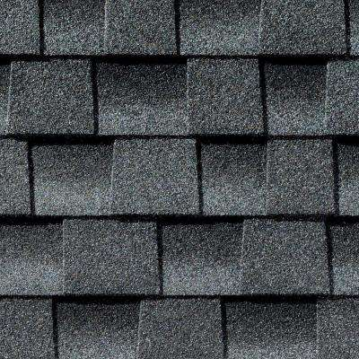 Timberline HD Pewter Gray Lifetime Architectural Shingles (33.3 sq. ft. per Bundle)