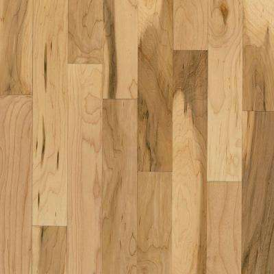 American Originals Country Natural Maple 5/16 in. T x 2-1/4 in. W x Random L Solid Hardwood Flooring (40 sq. ft. / case)